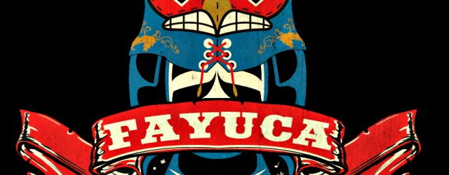 Fayuca has become a legendary local band during the last decadebetween the amazing music they make, which intricately weaves the sounds of their Latin heritage into an obvious love of punk rock, reggae and ska and the way they present that music live, which is completely unhinged. I had seen them several times set the rabid crowds afire at many a venue with full on electric performances that made my mind reelbut when I saw them performing a few songs at an intimate Fervor Records party with the same intense ferocity, I was absolutely blown away. Here is a band...